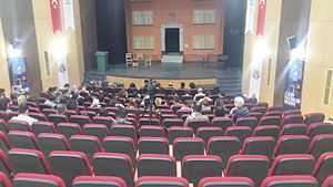 Ramazanoğlu Cultural Center - Theatre hall
