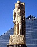 Statua di Ramesse II