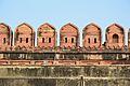 Rampart - Agra Fort - Agra 2014-05-14 4202.JPG