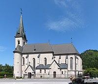 Ramsau bei Hainfeld, Pfarrkirche.jpg
