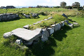 Randaberg - Site of the medieval Randaberg Church