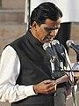 Raosaheb Dadarao Danve oath as Minister.jpg