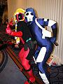 Rave Deadpool and Taskmaster (10708663415).jpg