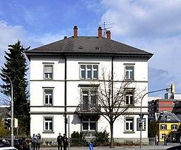 Gartenstraße in Ravensburg