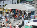 Reckless Elbow performing at Moelfre Lifeboat Day - geograph.org.uk - 1464590.jpg