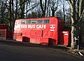 Red Bus Cafe, A64 - geograph.org.uk - 2786566.jpg