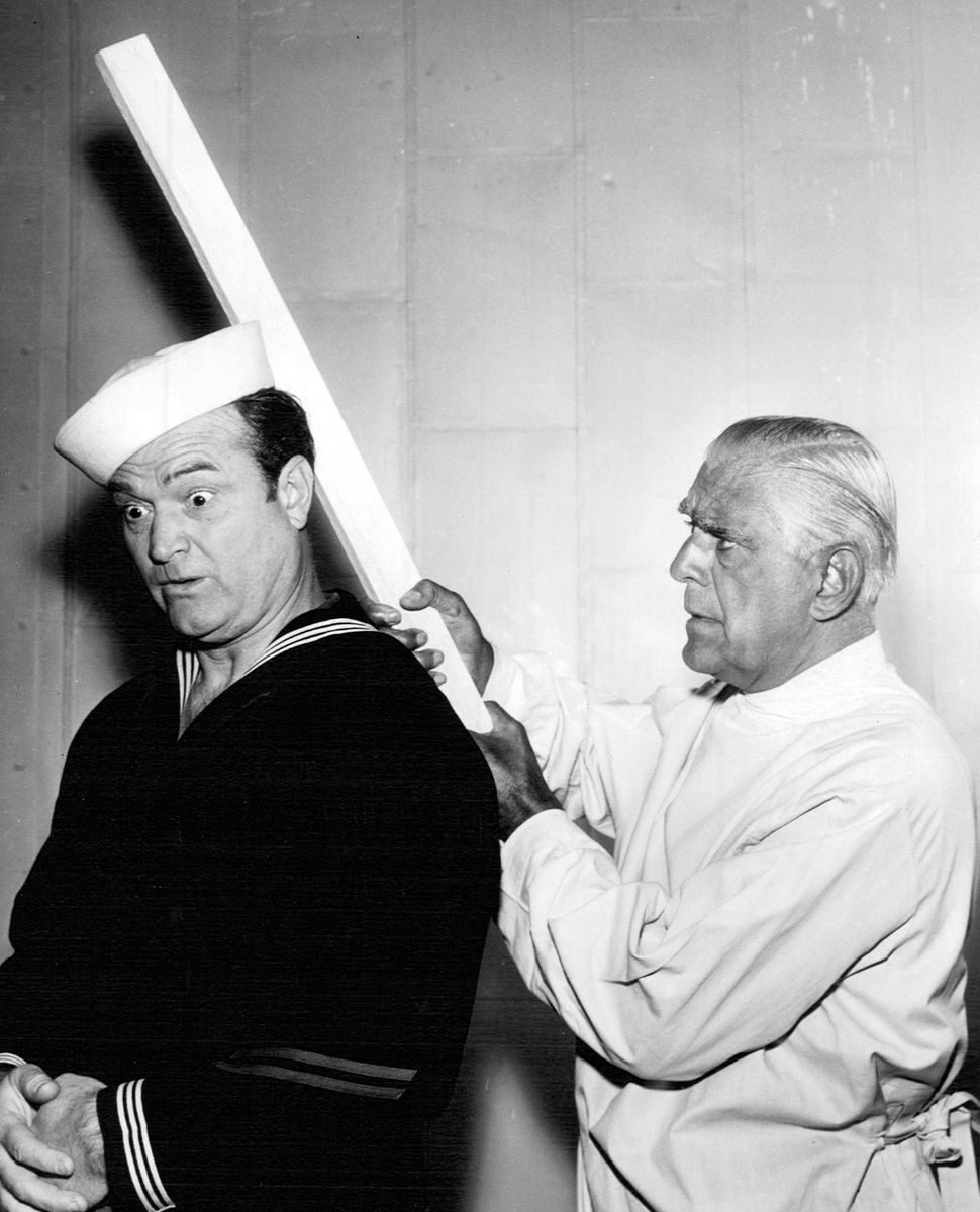 Red Skelton Boris Karloff Red Skelton Show 1954
