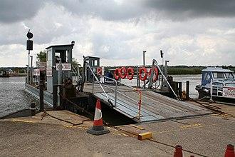 Reedham Ferry - Reedham Ferry
