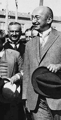Refik Saydam 1920s