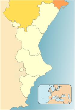 Batalla d'Almansa (Regne Valencia 1493 1707)