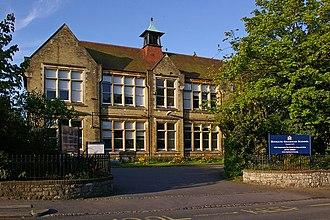 Reigate Grammar School - Image: Reigate Grammar School