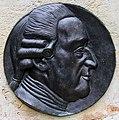 Relief Alte Jakobstr 56 (Mitte) Wilhelm Friedemann Bach.jpg