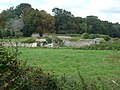 Remains Of Old Quarr Abbey At Quarr Abbey Farm 2.jpg