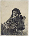 Rembrandt van Rijn - An Elderly Woman.jpg