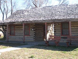 Atascosa County, Texas - Image: Replica of original Atascosa County, TX, Courthouse IMG 2537