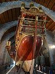 Reproducció de la Galera Reial de Joan d'Àustria - Museu Maritim.JPG
