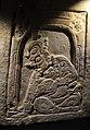 Respatller de tron, Dos Pilas, museu Nacional d'Arqueologia i Etnologia, Guatemala.jpg