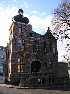 Retinne - Image: Retinne Verwaltungsgebäude