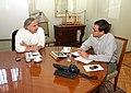Reunión Ministro del Interior, Rodrigo Hinzpeter y Ministro Secretario General de Gobierno, Andrés Chadwick.jpg