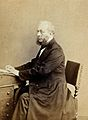Richard Griffin. Photograph by Ernest Edwards, 1868. Wellcome V0028435.jpg