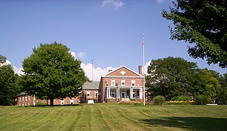 Weller Township, Richland County, Ohio - Richland County Infirmary