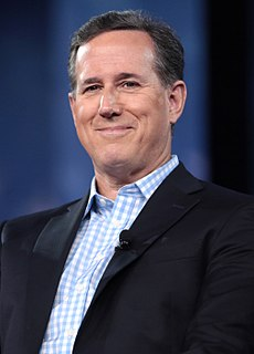 Rick Santorum American politician