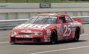 Ricky Craven - Craven's 1997 race car