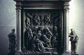Tilman Riemenschneider - The Lamentation of Christ, Maidbronn