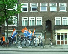 Demonstratie van de Nationale Alliantie in Amsterdam in 2006