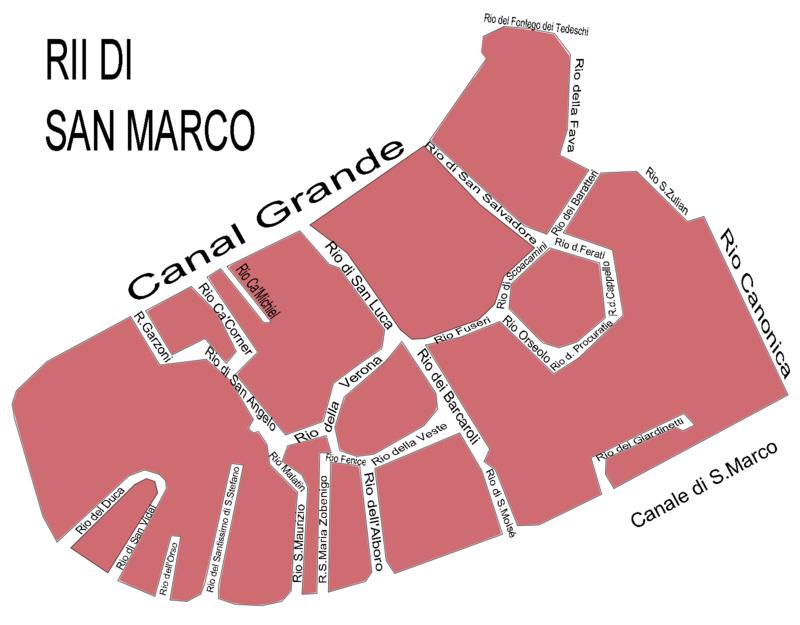 Canaux de San Marco