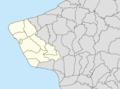 Rincon, Puerto Rico locator map.png