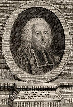 Jean-Pierre-François de Ripert-Monclar - Image: Ripert de Monclar