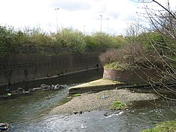 River Rea - The End, Joining the River Tame - geograph.org.uk - 1239881.jpg