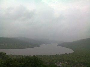 Savitri River - River Savitri in Konkan