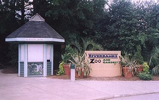 Riverbanks Zoo Organization in Columbia, South Carolina, U.S.