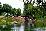 Riverside National Cemetery Lake 2.jpg