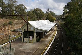 Glenbrook, New South Wales Town in New South Wales, Australia
