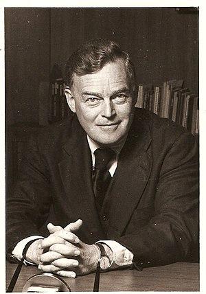 Robert Preus - Preus in his study