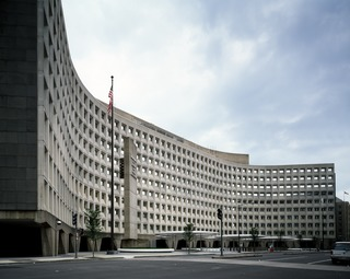 Robert C. Weaver Federal Building office building in Washington, D.C., serving as the headquarters of the United States Department of Housing and Urban Development