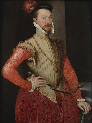 Douglas Sheffield, Baroness Sheffield - Robert Dudley, Earl of Leicester, lover of Douglas Sheffield