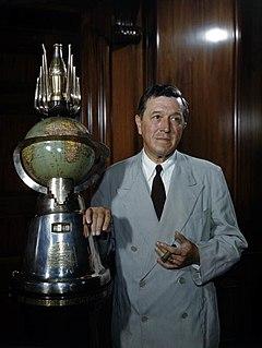 Robert W. Woodruff President of Coca-Cola