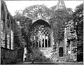 Robert the Bruce and the struggle for Scottish independence - Dunfirmline Abbey, Refectory.jpg