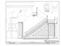 Robinson-Dillworth House, 2709 Meridian Pike, Huntsville, Madison County, AL HABS ALA,45-HUVI.V,3- (sheet 7 of 8).png