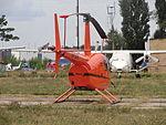 Robinson R44 Raven II, UR-SUR. Kiev Chaika Airfield 1.JPG