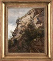 Rock at Berchtesgaden (Thomas Fearnley) - Nationalmuseum - 22071.tif