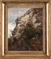 Rock at Berchtesgaden (Thomas Fearnley) - Nationalmuseum - 22071.tif