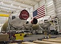 RocketShip delivers third Delta IV Heavy booster at VAFB (200504-F-VU029-2007).jpg