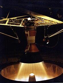 火箭发动机试车台
