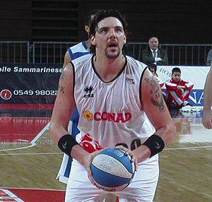 Basket Rimini Crabs - Román González