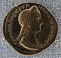 Roma, sabina, sesterzio, 128-135 dc.JPG